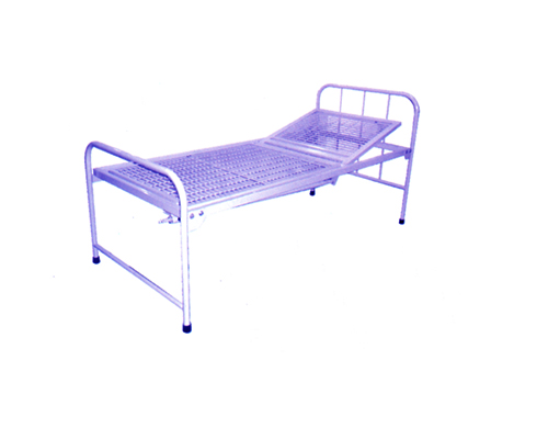 Hospital Semi Fowler Bed Wire Mesh