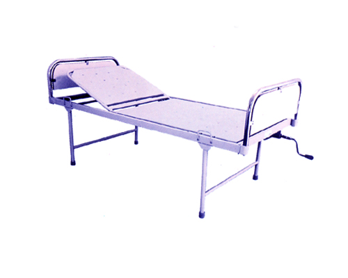 Hospital Semi Fowler Bed SS panels