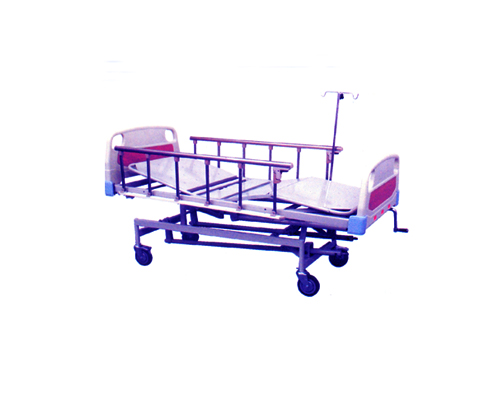 ICU Bed Mechanically ABS pannel