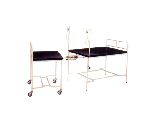 Obstetric Delivery Bed in 2 parts 2 Section top