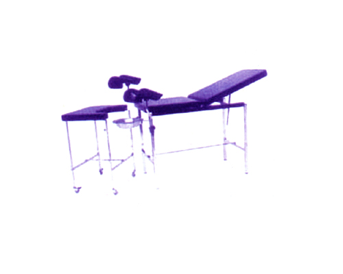 OBSTETRIC DELIVERY BED IN 2 PARTS - Manufacturer-Supplier- Exporter