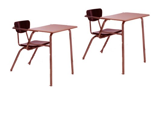 Classroom Furniture- Chairs-Tablet-Arm-Desk