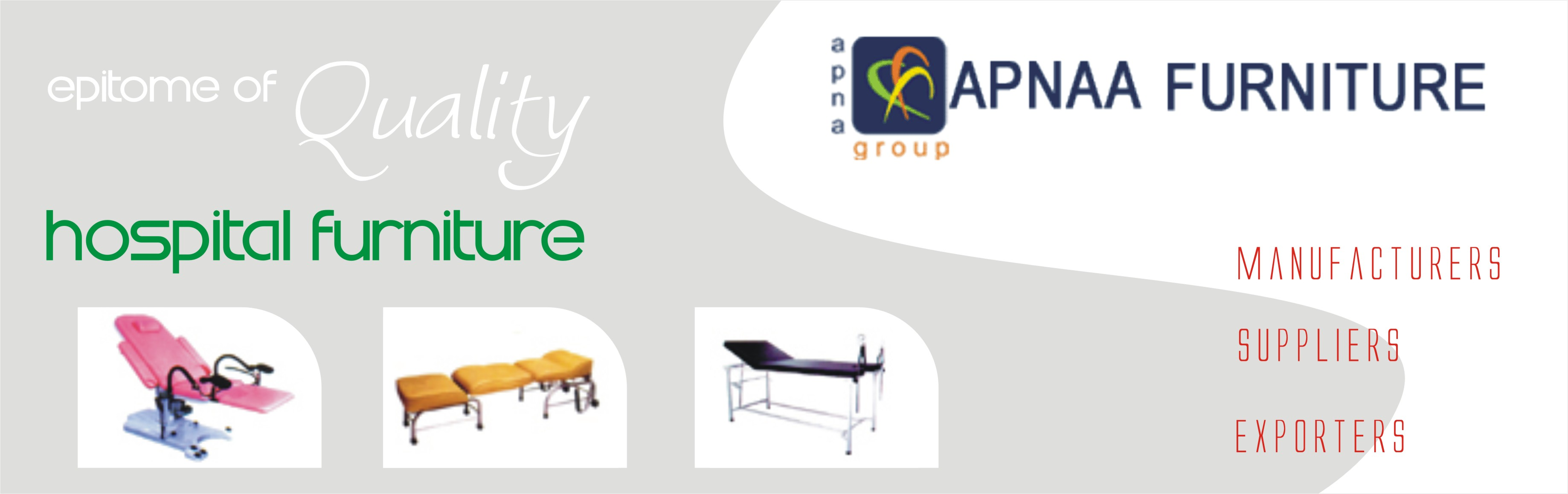 Medical and Hospital Furniture Manufacturers