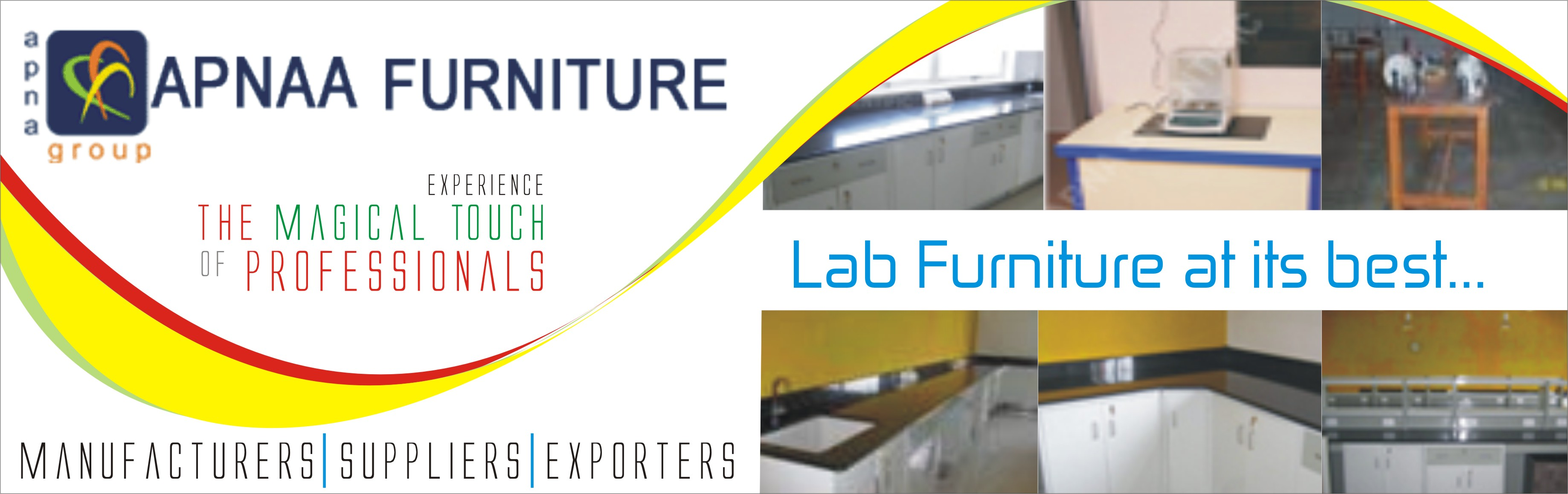 Seychelles Laboratory Furniture